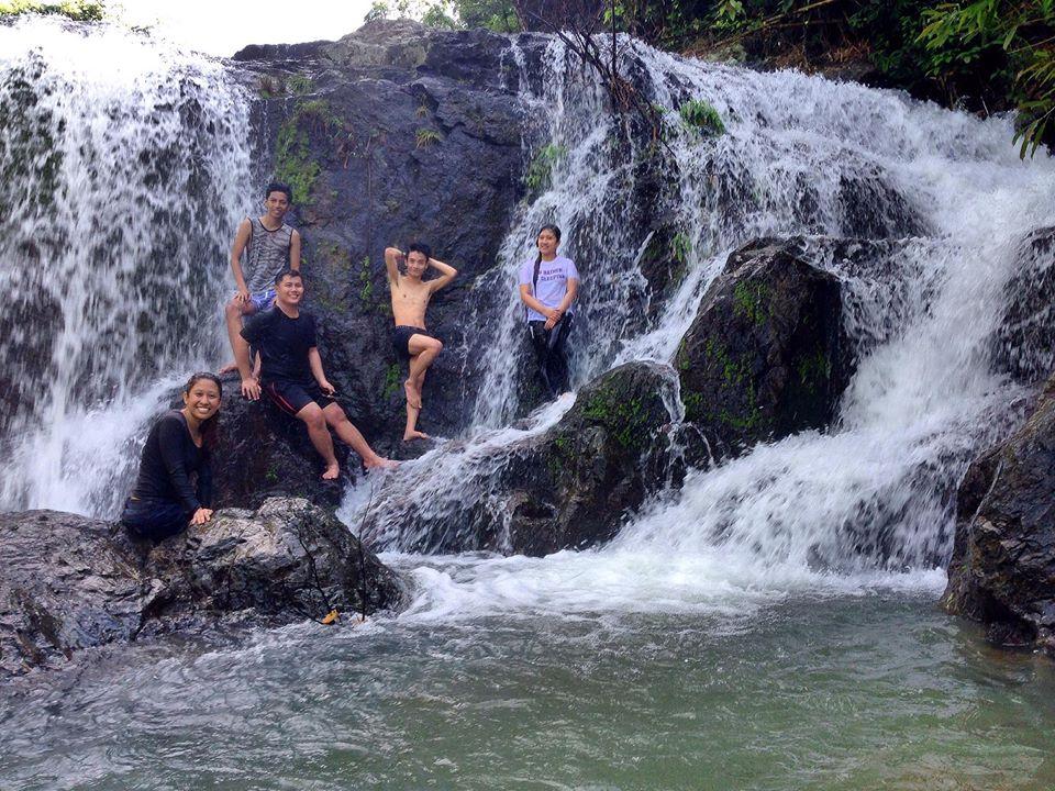 Kay-ibon waterfalls