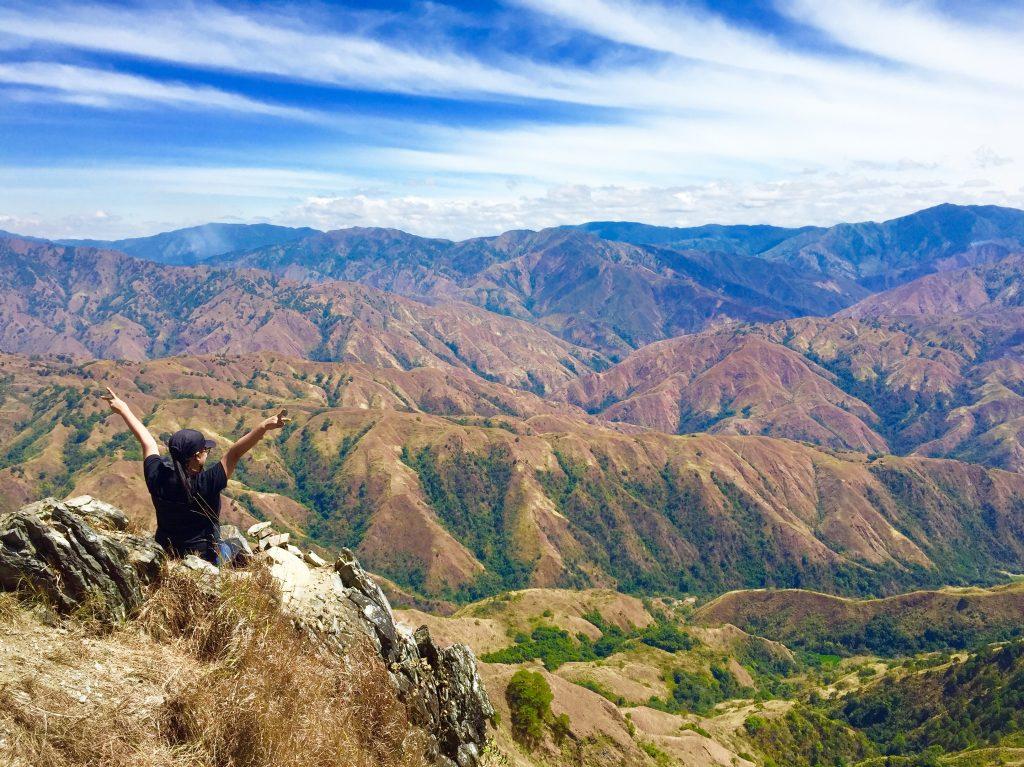 Mt. Pigingan Itogon