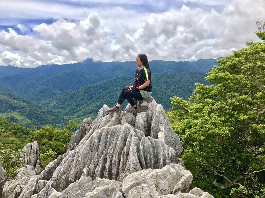 Mt. Lubog in Rizal + Panintingan Falls  Itinerary