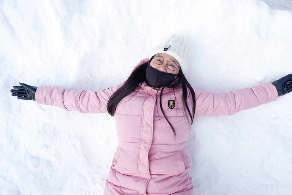 ski resort in korea