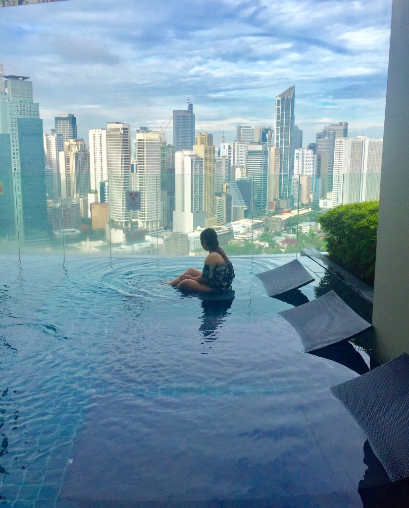 Staycation in Makati