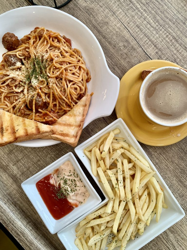 Café Buenaventura in Calbayog City