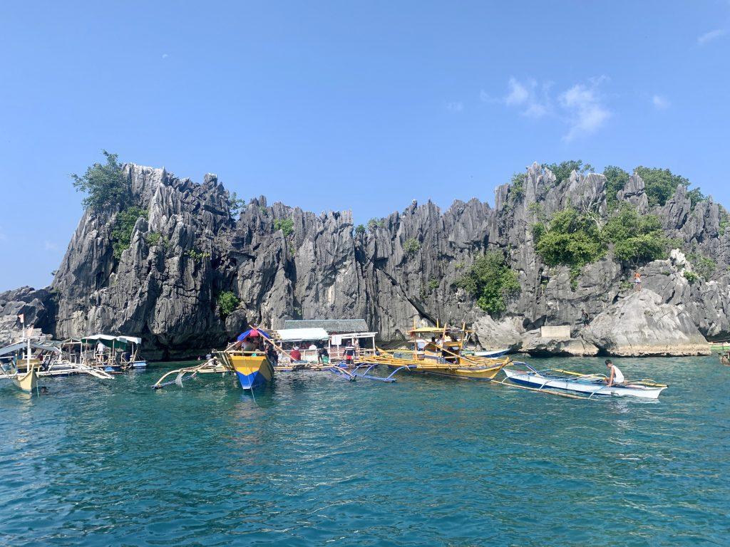Kandiwata Rock Formation Daram Samar