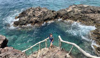Imaga Rock Formation, Allen Northern Samar – Off The Cliff Adventure